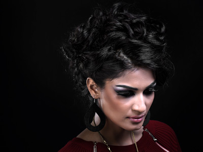 hair style for women by Texture touch