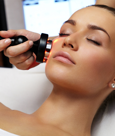 skin treatments by Texture touch