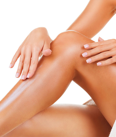 waxing by Texture touch